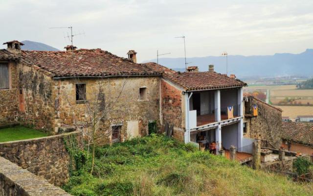 Le village de Mallol
