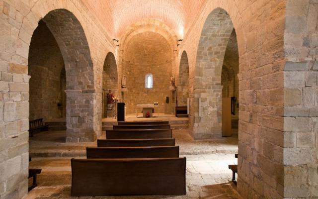 Église de Sant Feliu de Beuda