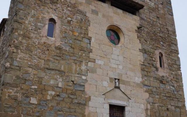 L'église se Sant Pere de Montagut