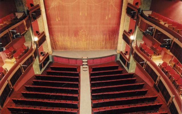 Main theatre