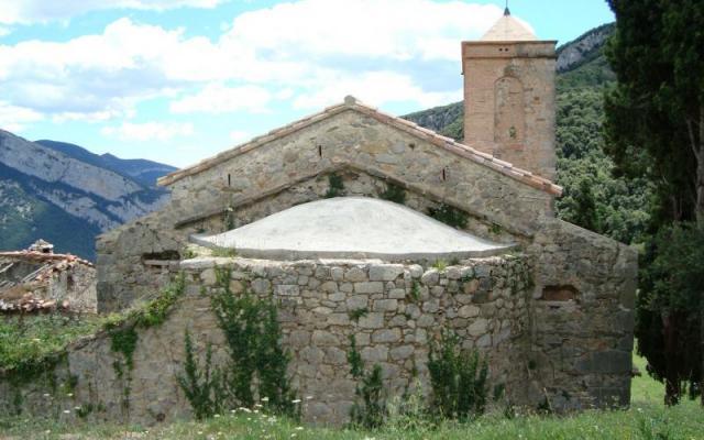 L'église de Sant Martí de Talaixà