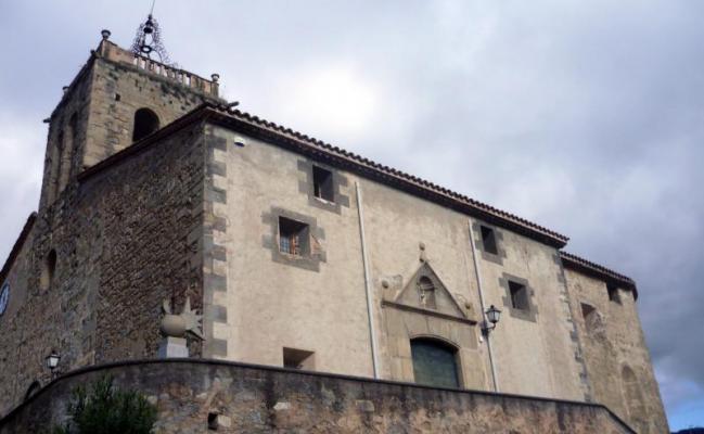 Església de Sant Esteve d'en Bas