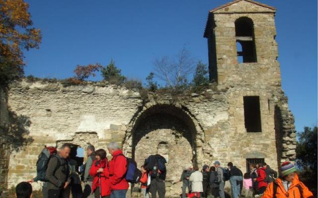 Sant Pere Sacosta church