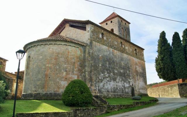 Església de Sant Vicenç de Maià de Montcal