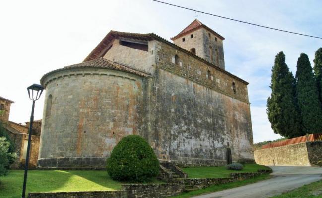 Église de Sant Vicenç de Maià de Montcal