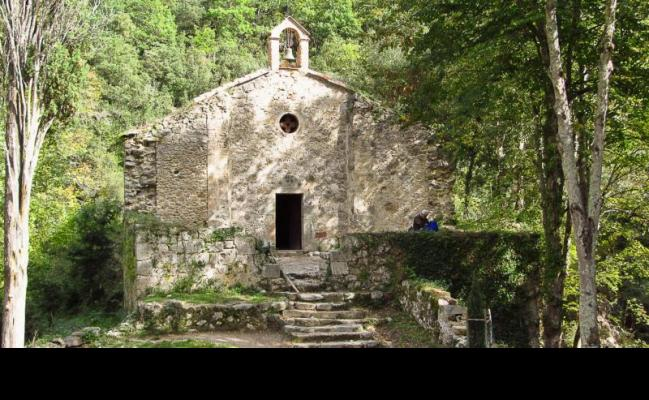 Ensemble de Sant Aniol d'Aguja