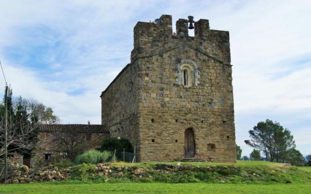 Església i antic monestir de Santa Maria de Jonqueres (Santa Magdalena)