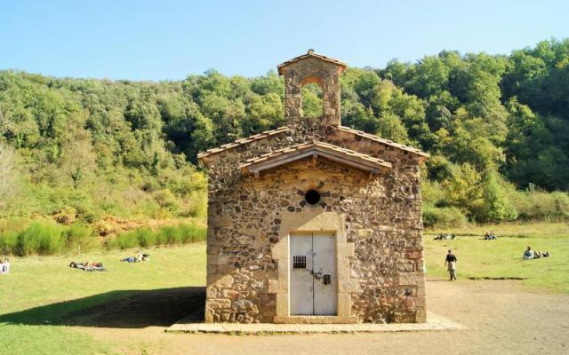 Ermita de Santa Margarida Sacot
