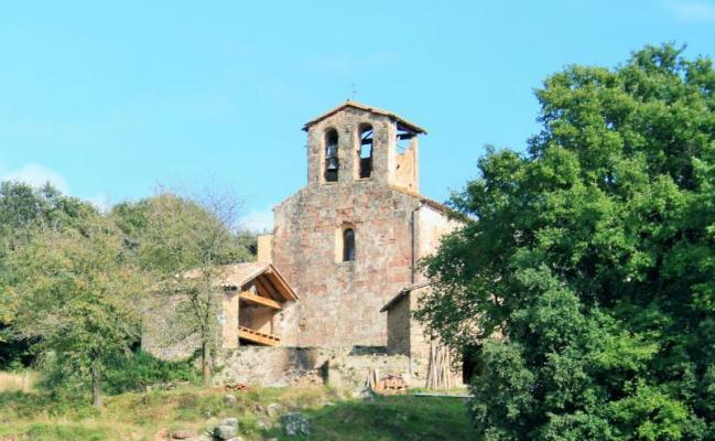 L'église de Sant Martí Vell