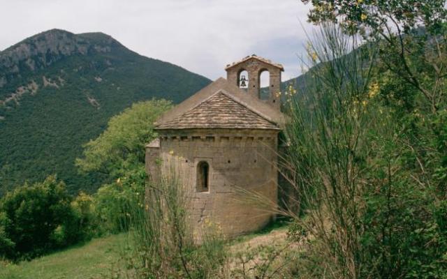 Sant Feliu de Riu church