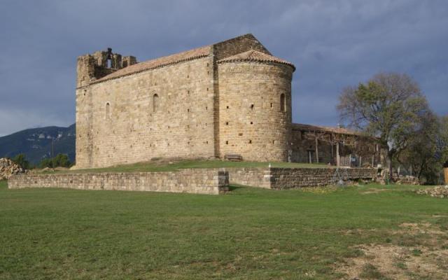 Église de Santa Maria de Jonqueres (Santa Magdalena)