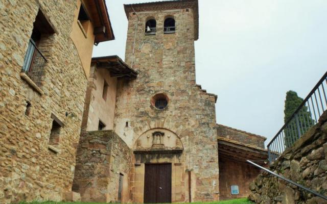 Església de Santa Margarida de Bianya