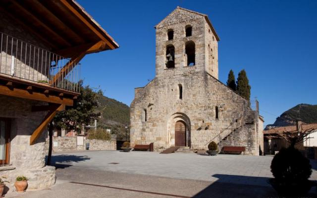 Església de Sant Feliu de Beuda