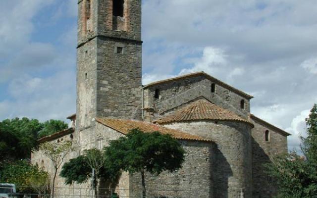 L'église paroissiale de Santa Maria
