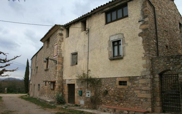 L'ancien presbytère du village de Dosquers