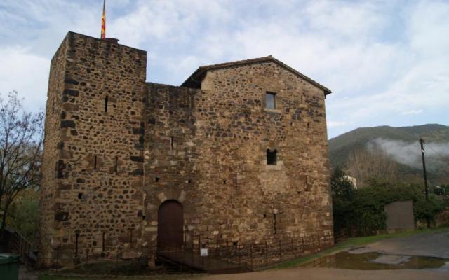 Le château médiéval Estada Juvinyà.