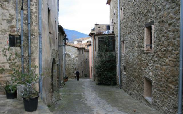 Le lieu dit de la Romeria