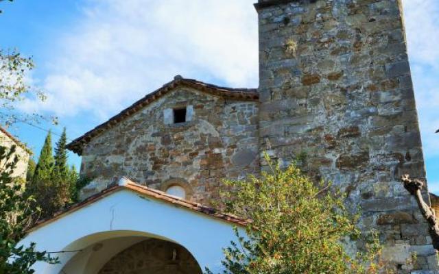 Iglesia de Sant Aniol de Finestres