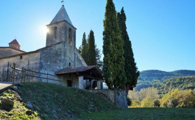 Iglesia de Sant Esteve de Llémena