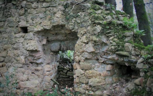 Le château de Dosquers