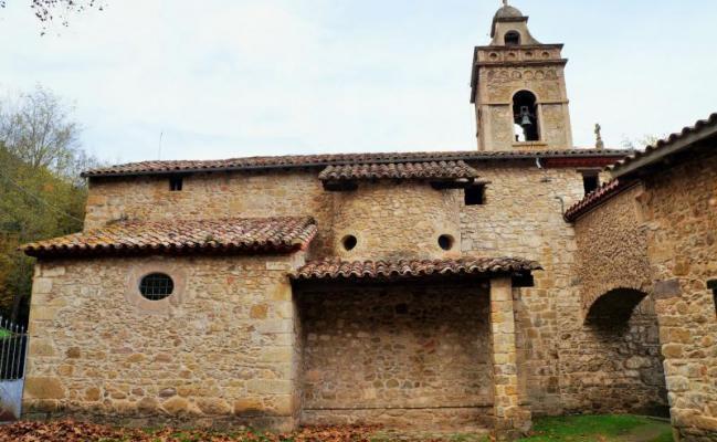 L'église de Sant Andre de la Barroca