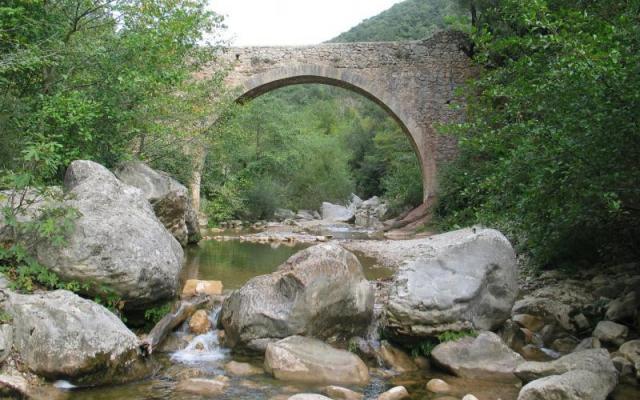 Le pont de Valentí
