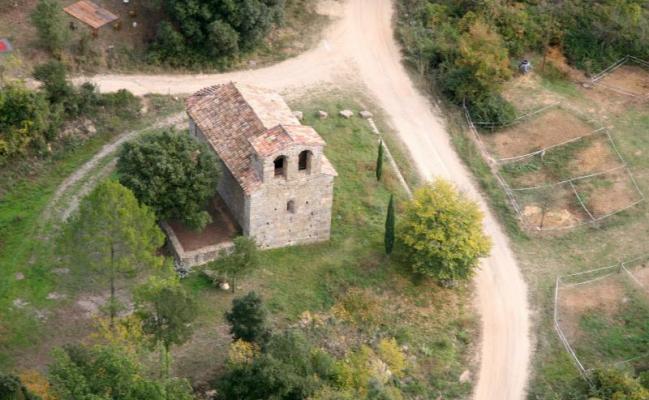Église Sant Fruitós d'Ossinyà