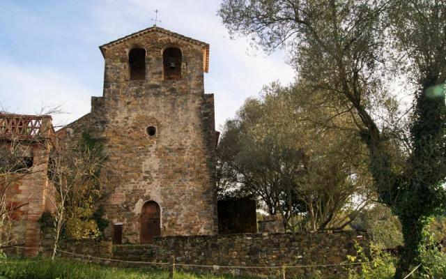 Église de Santa Maria de Palera.