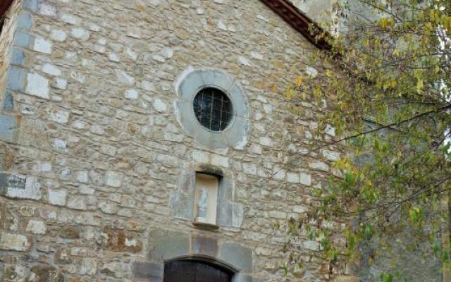 L'église de Puigpardines