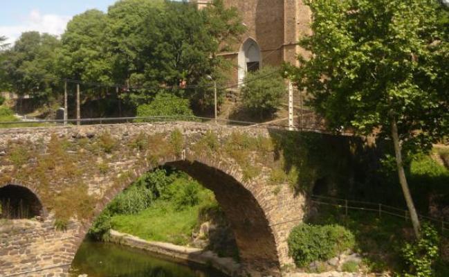 Sant Joan les Fonts Medieval bridge
