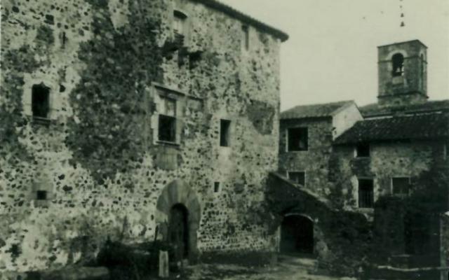 La maison forte ou le château de Montpalau