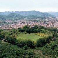 Olot and its volcanoes