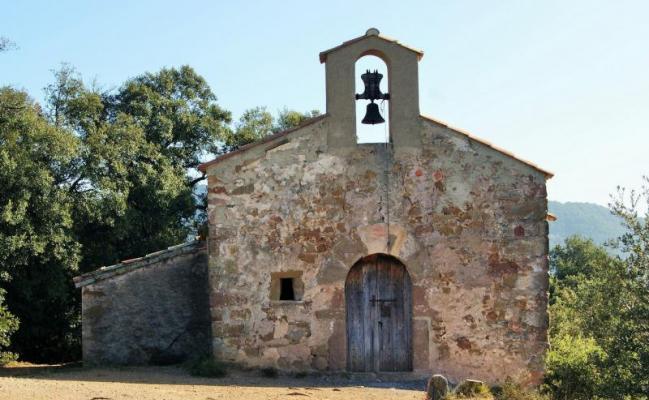 Sant Abdó and Sant Senén chapels