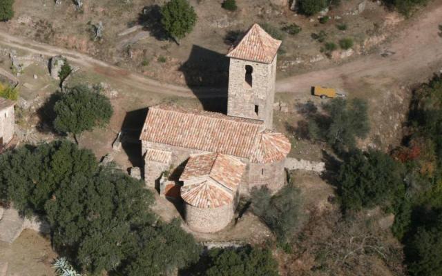 Iglesia de Sant Miquel de la Miana