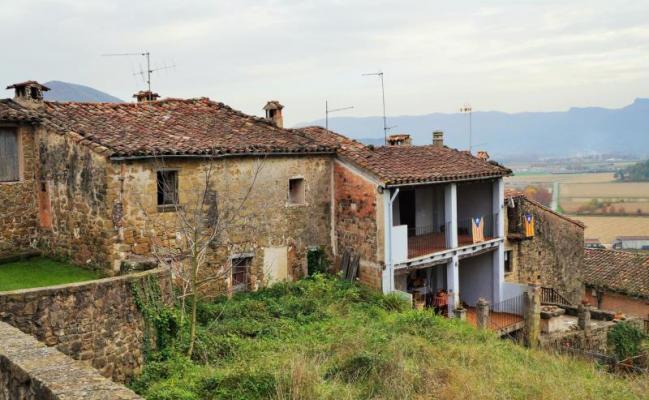 Conjunt històric de la vila del Mallol