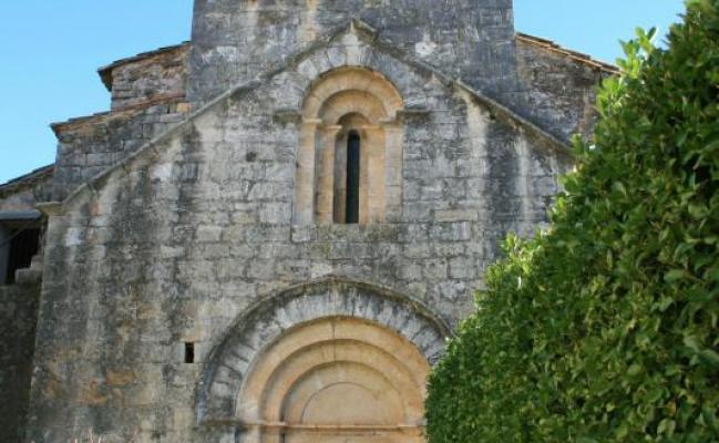 Sant Martí de Dosquers church