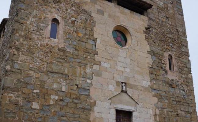 Sant Pere de Montagut church