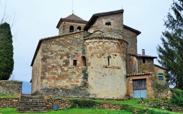 Santa Margarida de Bianya church