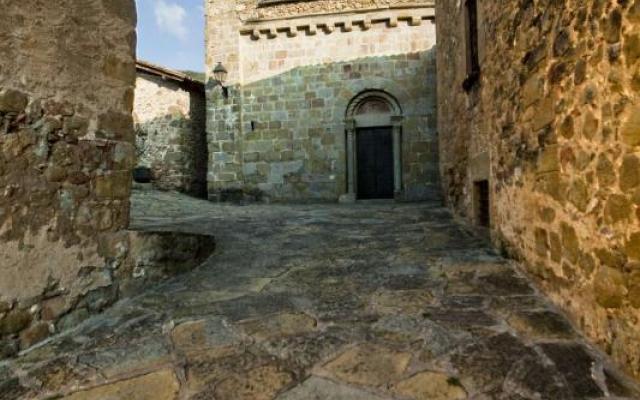 Sant Salvador de Bianya church