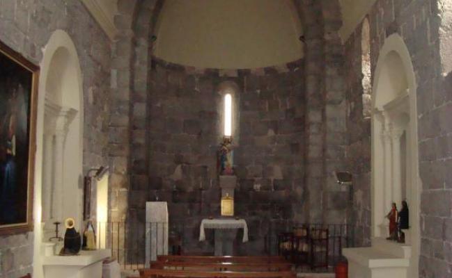 Santa Cecília de Sadernes church