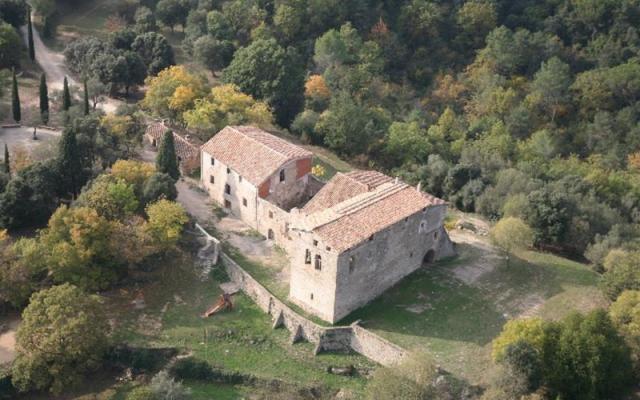 Sant Ferriol sanctuary