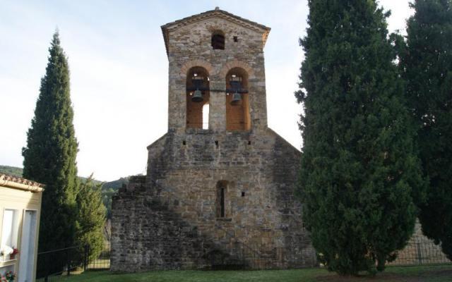 Iglesia de Sant Pere de Lligordà