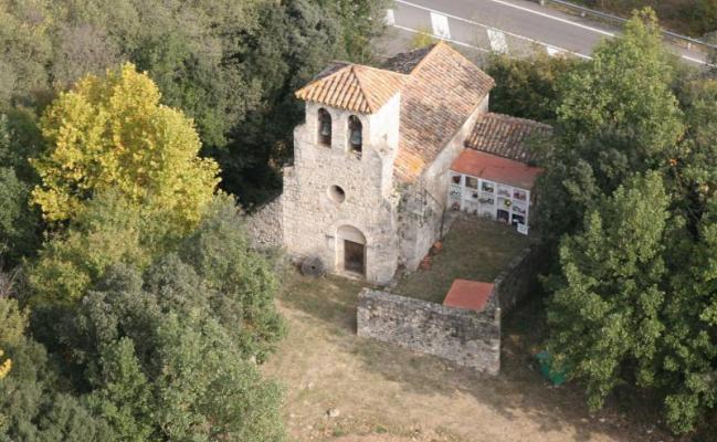 Església de Santa Maria de Fares
