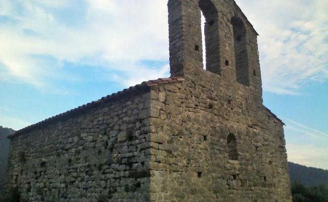 Sant Andreu de Gitarriu church
