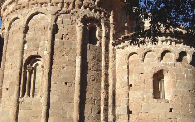 Sant Joan les Fonts monastery