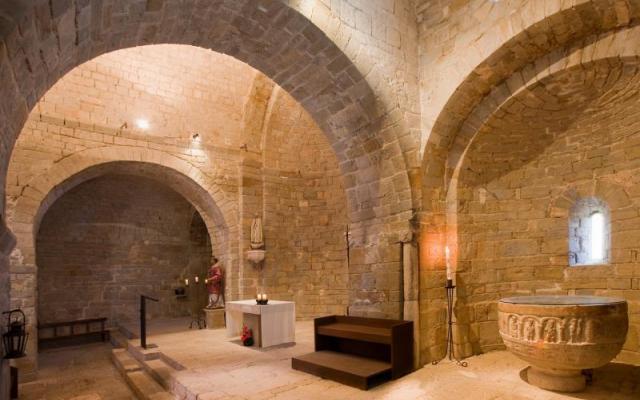 Sant Feliu de Beuda church