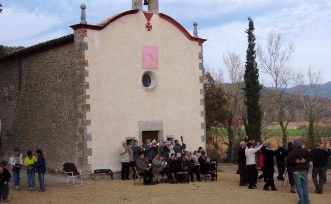 Santa Cecília chapel