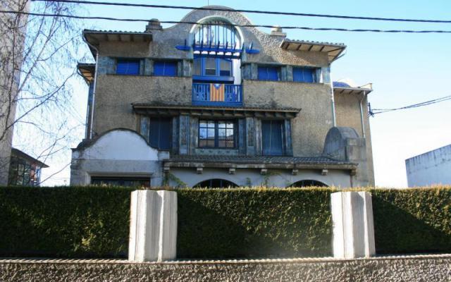 Masramon house
