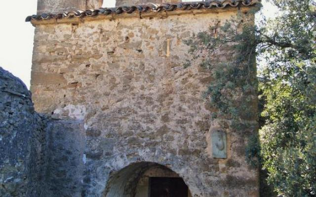 L'ermitage de Santa Maria de Finestres