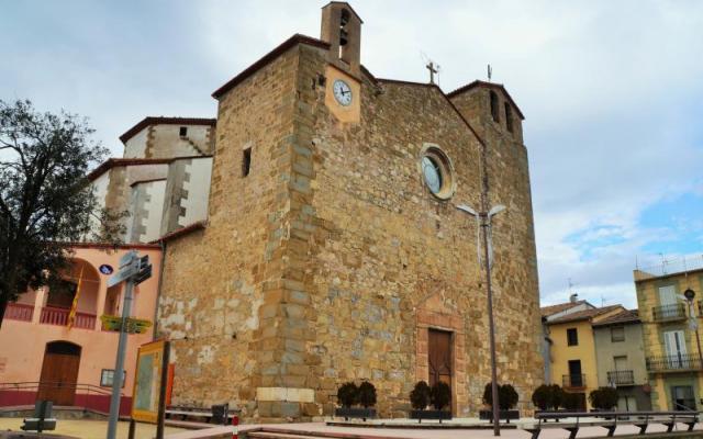 Santa Maria de Tortellà church